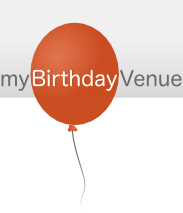 myBirthdayVenue.com